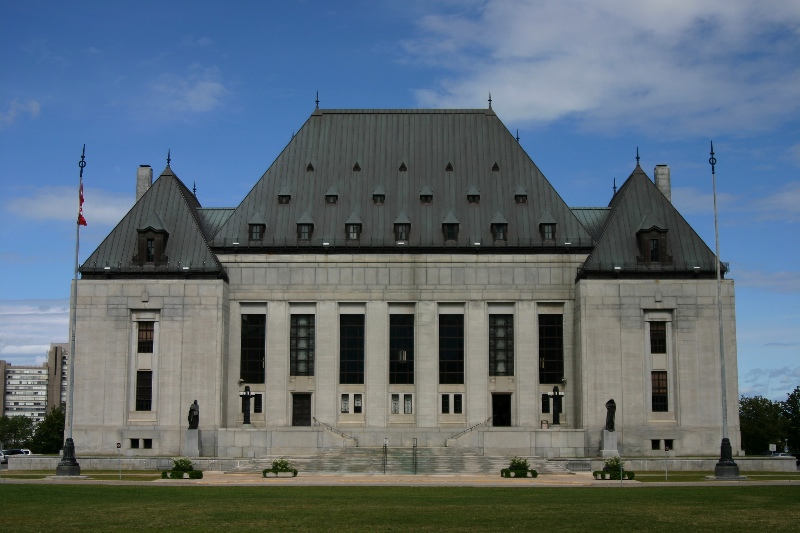 supreme court of canada image